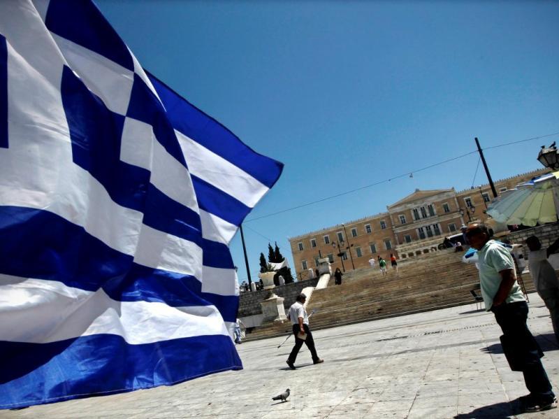 Grécia (EPA)