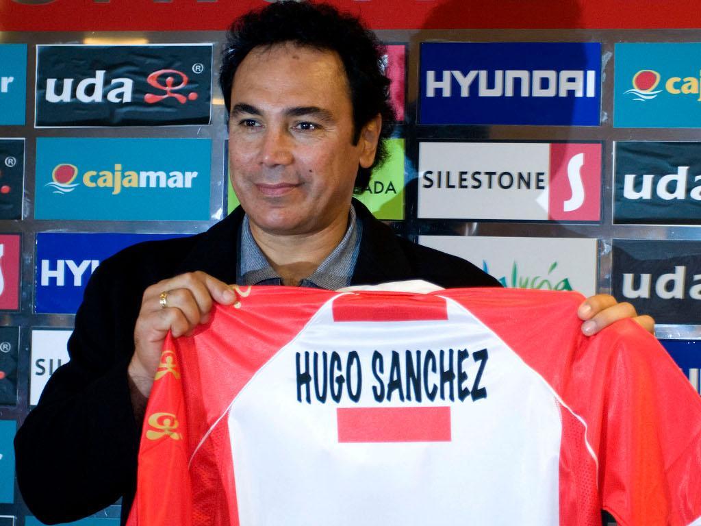 Hugo Sanchez [Reuters]