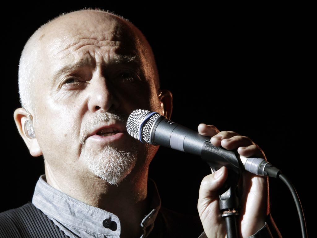 Peter Gabriel (Reuters)