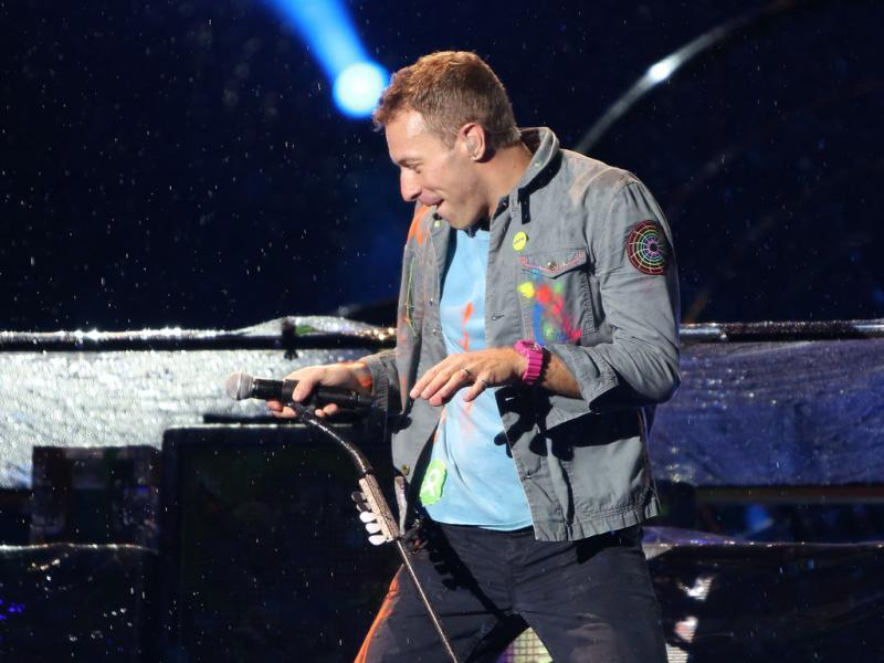 Coldplay no Estádio do Dragão (FOTOS: Catarina Morais)