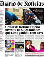 «Hugo Vieira converteu-se quando visitou a Luz com três anos» (DN)