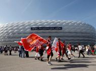 Final da Champions: a festa em Munique