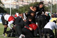 Académica-Sporting [Nuno Alexandre Jorge, especial para o Maisfutebol]