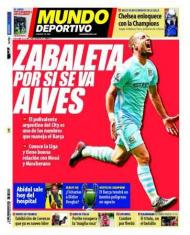 El Mundo Deportivo: Zalabeta se sair Dani Alves