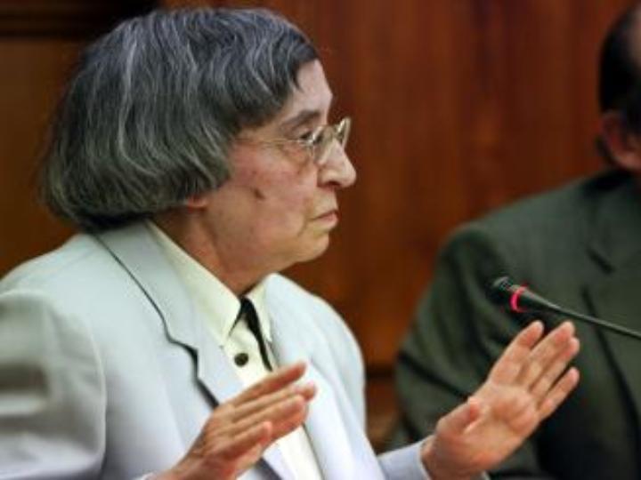 Teodora Cardoso (Lusa)
