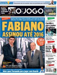 «O Jogo»: F.C. Porto reforçou a baliza