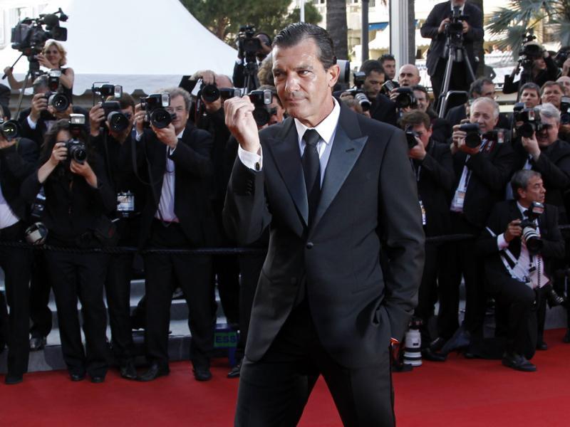 Antonio Banderas na 65º edição do festival de Cannes em França (Lusa)