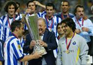 25 anos desde Viena: Taça UEFA de 2003