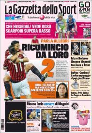 «Gazzetta dello Sport»: Allegri diz que tem a garantia de que Thiago e Ibra não saem