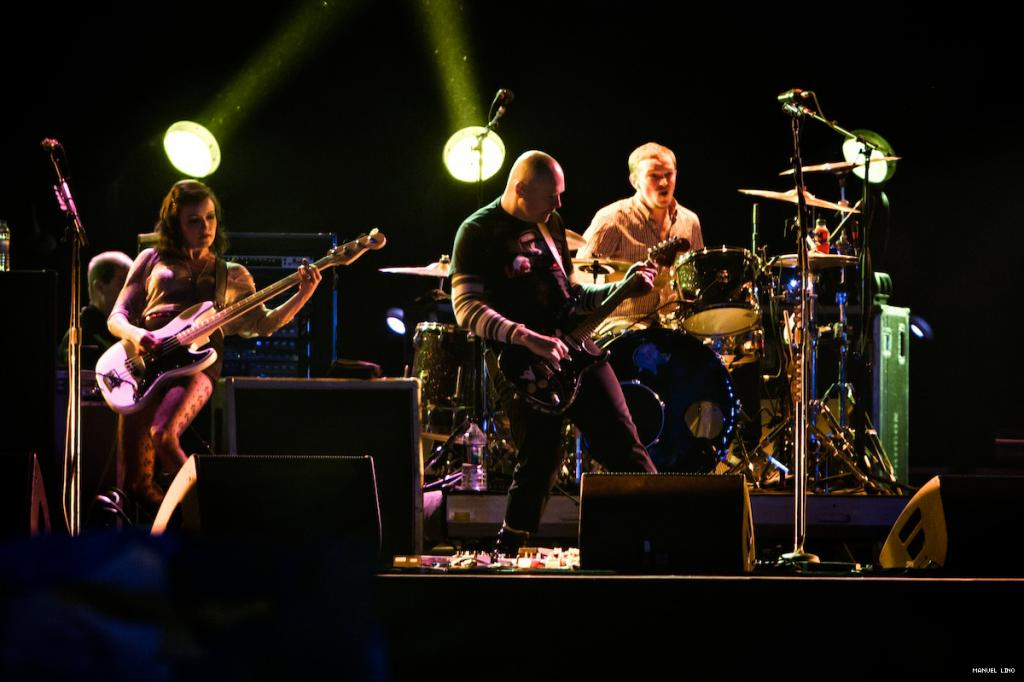 Rock in Rio 2012 - 2º Dia (foto: Manuel Lino)