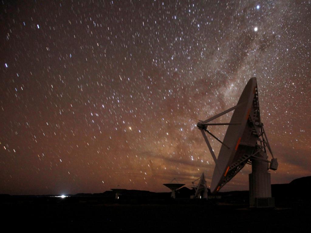 O maior telescópio do mundo vai espalhar-se por dois países [Foto: Reuters]