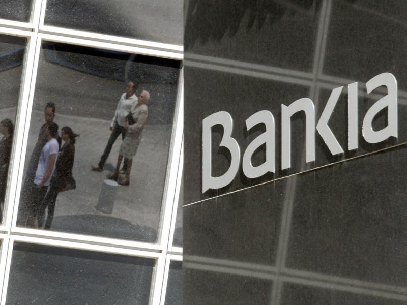 Bankia (foto Reuters)