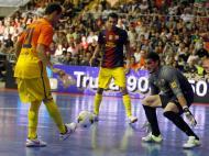 Barça estreia roupa nova [Reuters]