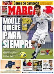 «Marca»: Mourinho quer Xabi Alonso até 2016