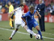Criscito (Itália, Zenit: falha o Euro 2012 por polémica de apostas)
