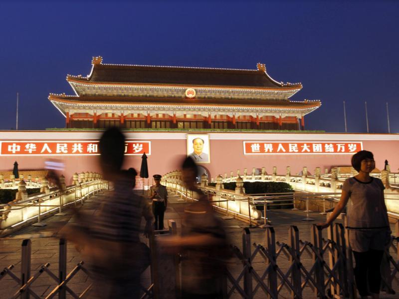 Comemorações do 23º aniversário do Massacre na Praça Tiananmen, China (LUSA)