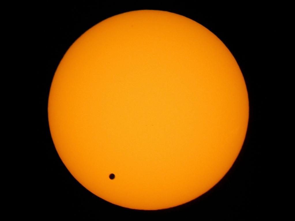 O último trânsito de Vénus, em 2004