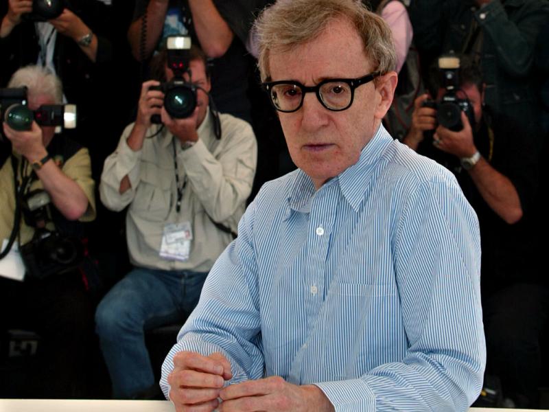 Woody Allen (Reuters)