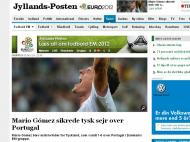 Jyllands-Posten (Dinamarca)