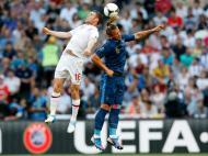 Euro 2012 - França vs Inglaterra