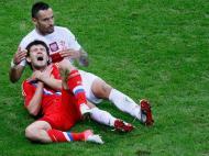 Euro 2012: Polónia vs Rússia