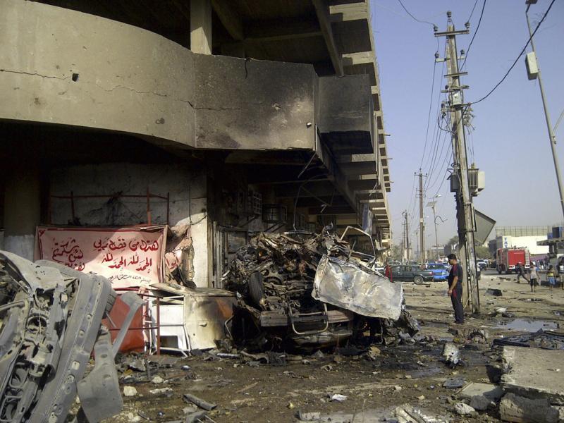 Onda de ataques no Iraque (Reuters)