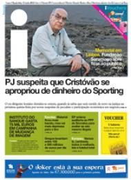 «i»: «PJ suspeita que Cristóvão se apropriou de dinheiro do Sporting»