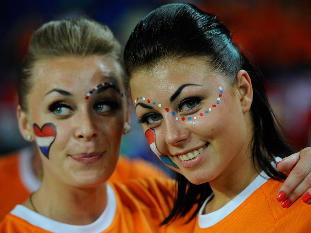 Euro 2012: Holanda vs Alemanha (REUTERS/Felix Ausin Ordonez)