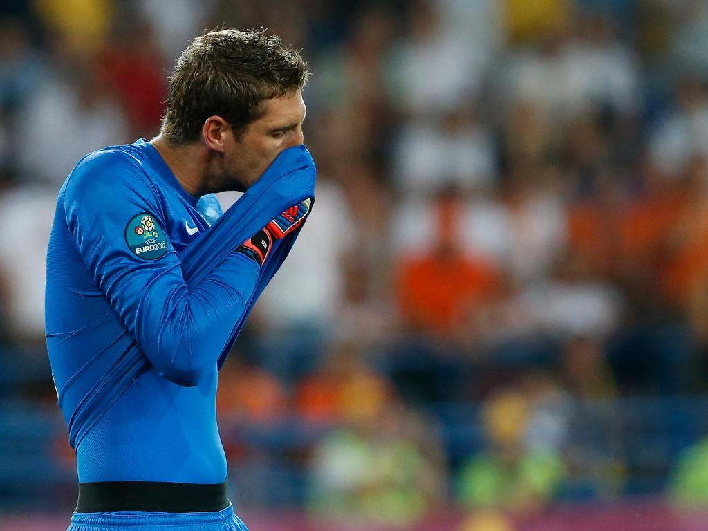 Euro 2012: Holanda vs Alemanha (REUTERS/Alessandro Bianchi)