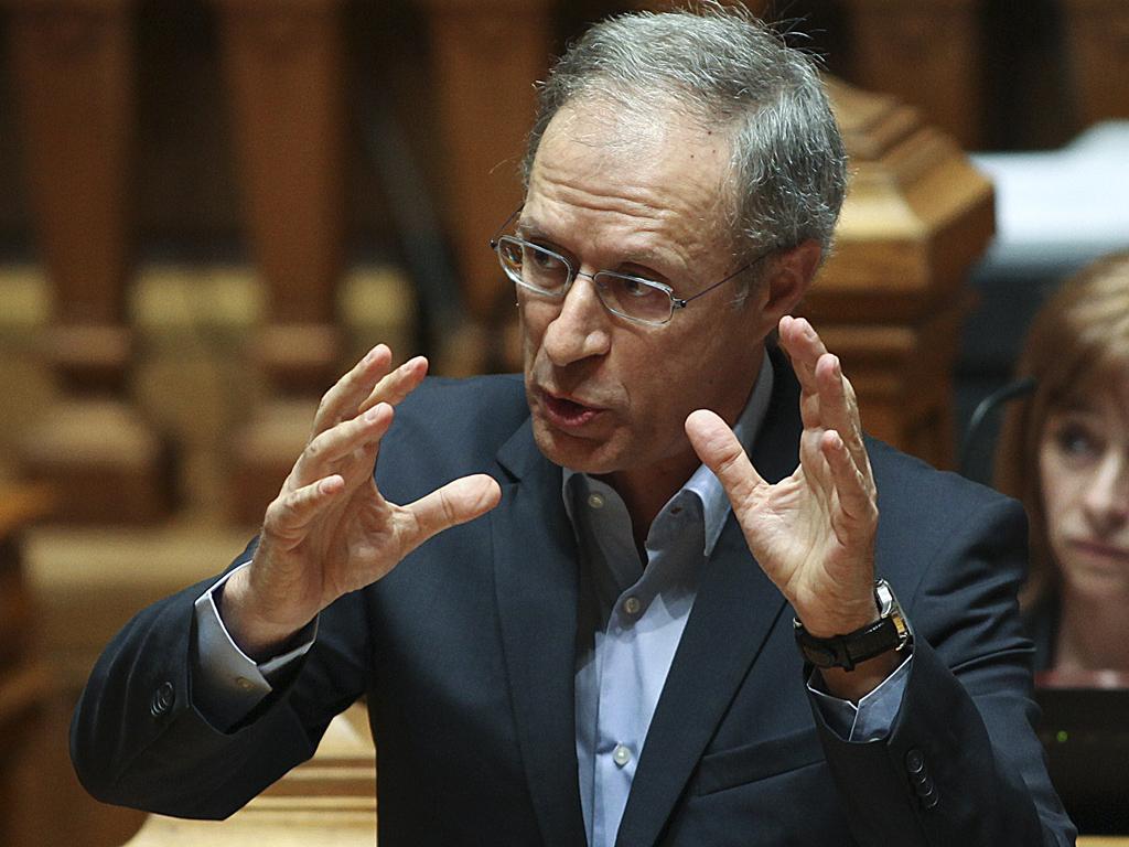 Francisco louçã - no debate quinzenal do governo