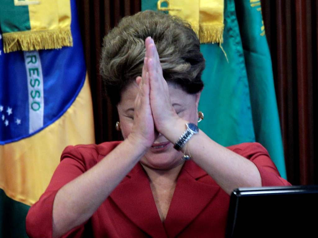 Dilma Rousseff (Reuters)