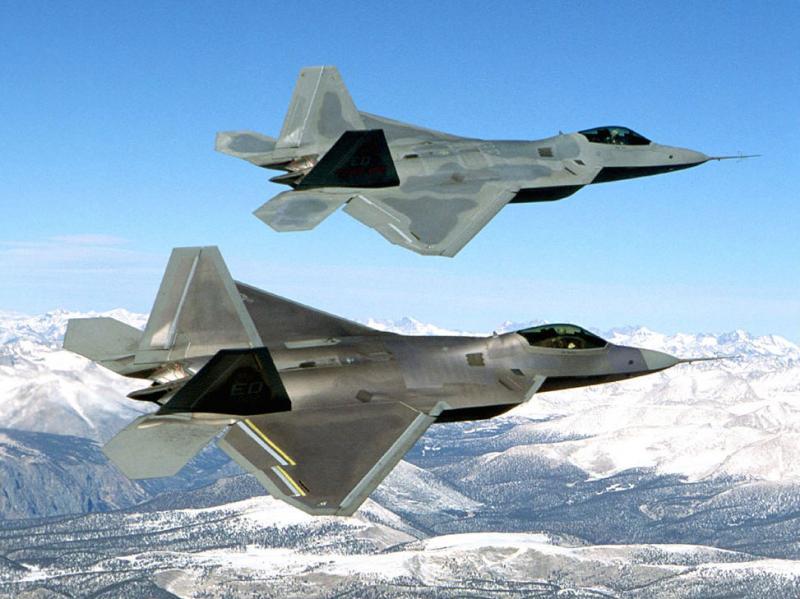F-22 (Foto: Wikipedia)