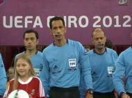 Pedro Proença vai apitar pela segunda vez no Euro-2012