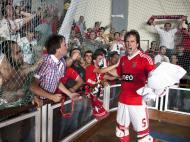 Benfica vs Tigres de Almeirim (Paulo Cunha/Lusa)