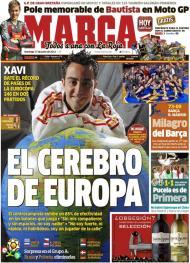 Marca: «O cérebro da Europa»