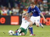 Marchisio, 7 remates à baliza