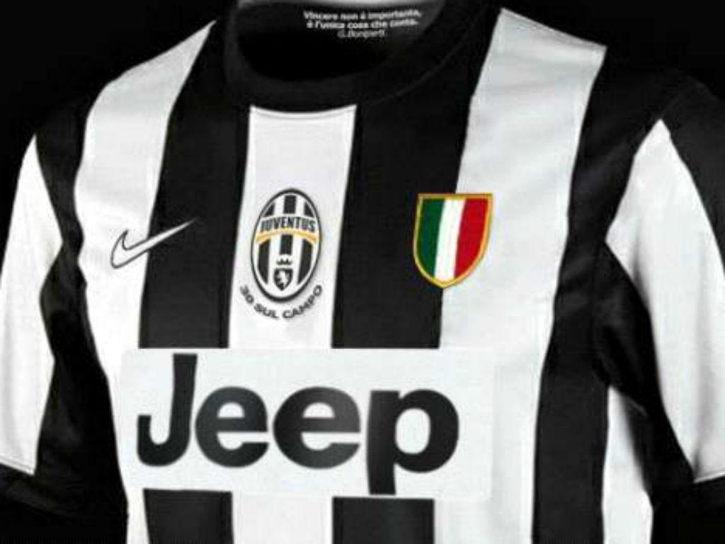 A nova camisola da Juventus foi aprovada