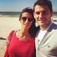 Iker Casillas e Sara Carbonero Foto Instagram