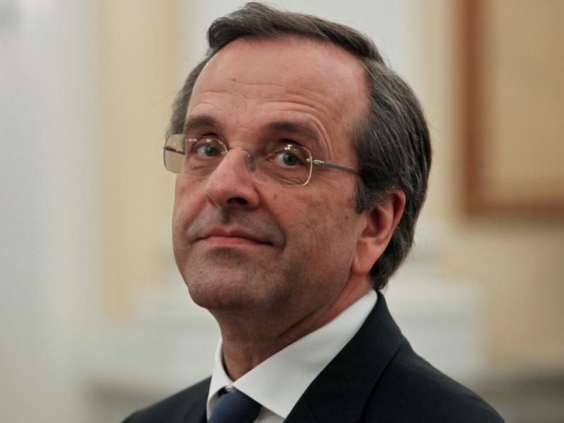 Antonis Samaras (Reuters)