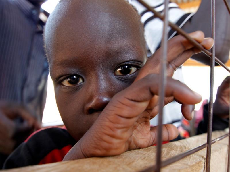Refugiados sudaneses [Foto: Reuters]