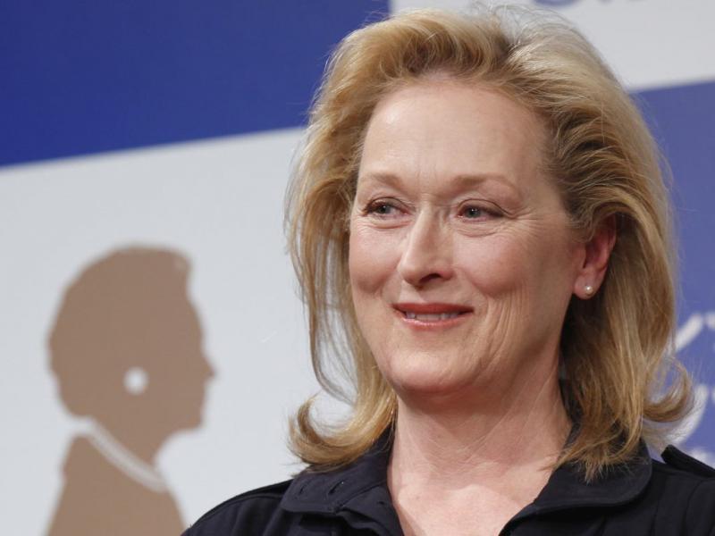 8. Meryl Streep - 9,5 milhões de euros