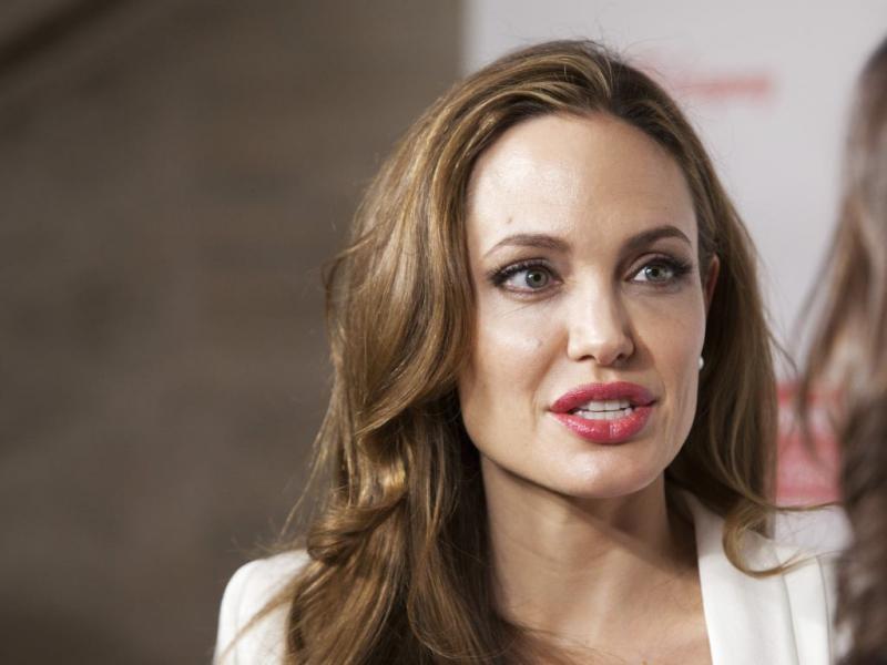4. Angelina Jolie - 15,8 milhões de euros