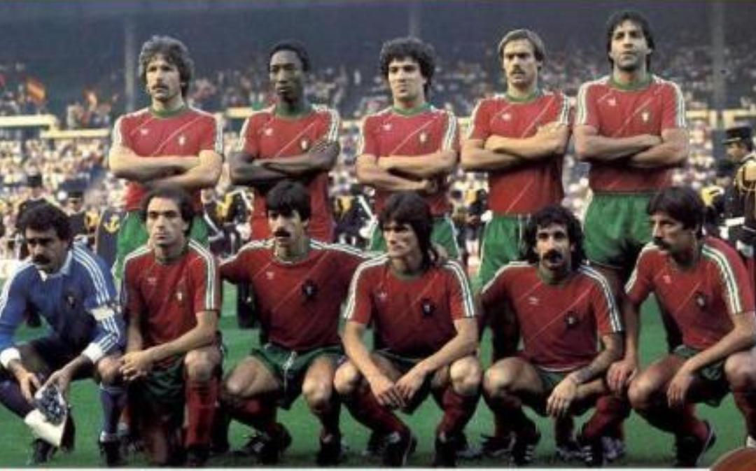 Portugal-Espanha 1984