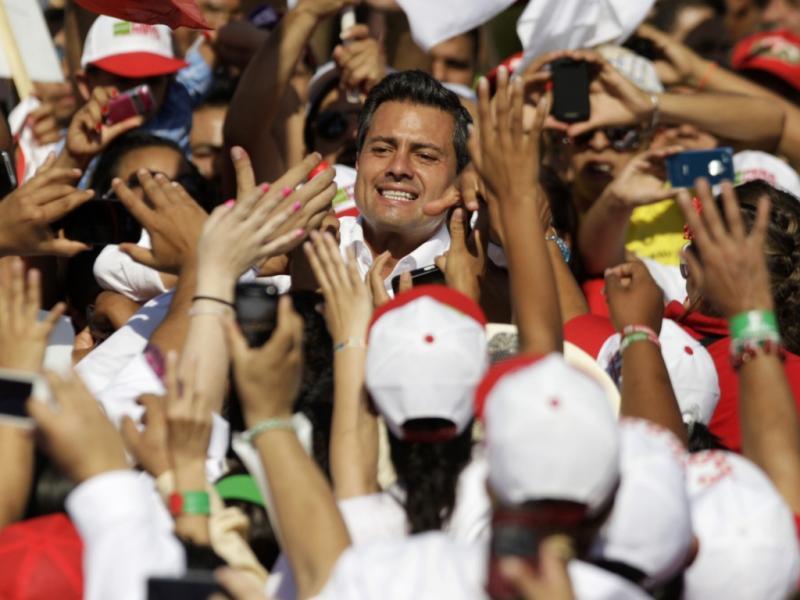 Eleições no México: Enrique Peña Nieto