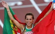 Dulce Félix ganha medalha de ouro nos 10 mil metrosFoto: Reuters