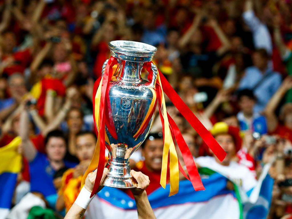 Espanha x Itália - Final do Euro 2012