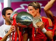 Fernando Torres - Seleção espanhola vence Euro2012 Foto: Reuters