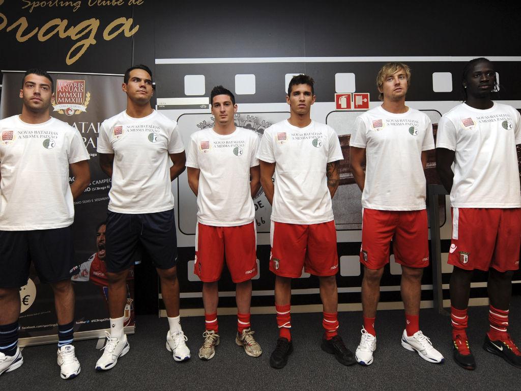 Sp. Braga 2012/13, dia 1