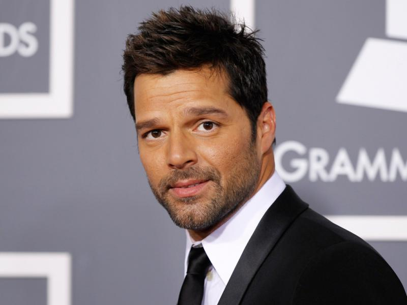 Ricky Martin, Cantor (reuters)