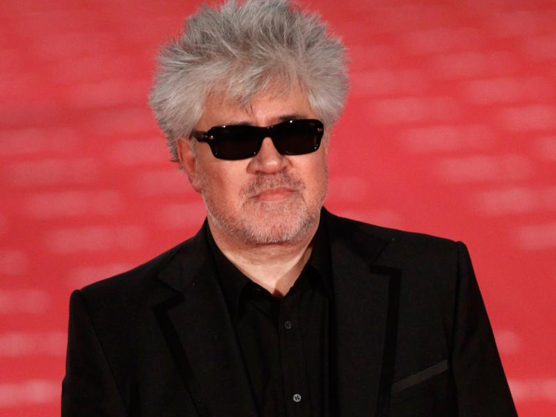 Pedro Almodovar, cineasta, ator e argumentista (reuters)